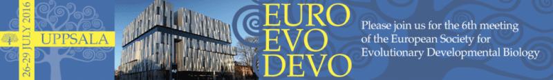 Euro Evo Devo 2016